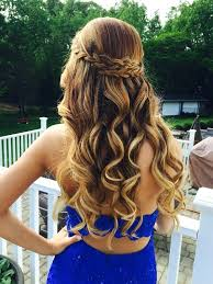 prom hairstyles side curls evening hairstyles for long hair ordinary unique curly prom
