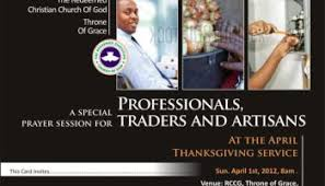 rccg 2018 may thanksgiving service theme for the hopeless