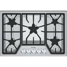 Bosch 30 Electric Cooktop 36 Inch Cooktops Electric Thermador Masterpiece Series 30 Gas
