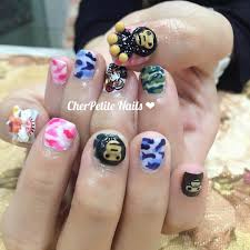 Baby Nail Art Design Dazzling Collection Of Camo Nail Designs Design Trends Premium