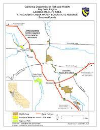 Santa Rosa Zip Code Map by Laguna Wildlife Area Legal Labrador