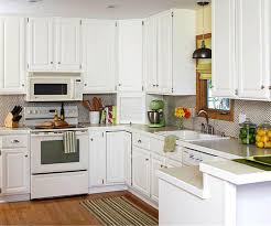 basic kitchen remodel classic white kitchen pinterest