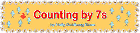 Counting By 7s Book Report Wings Activities For Counting By 7s By Goldberg Sloan