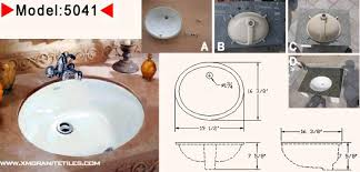 ceramic sinks mexican style copper sinks oval round undermount