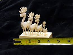 scrollsaw ornaments and reindeer by charleyl