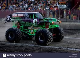grave digger monster trucks monster truck grave digger competing at the monster truck