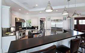 white kitchen cupboards black bench black and white kitchens ideas photos inspirations