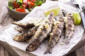 comment cuisiner des filets de sardines comment accompagner des sardines grillées