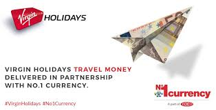 travel exchange images Virgin holidays announce no 1 currency as official travel money jpg