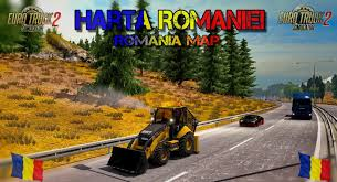Romania Map Romanian Map 1 28 X Map Mod For Ets2 Mod For European Truck