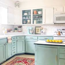 duck egg blue chalk paint kitchen cabinets beautiful farmhouse kitchens on summerhill