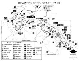 Mahoney State Park Map by Bend Lodging Map Cabin And Lodge