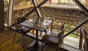 eiffel tower interior eiffel tower lunch