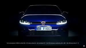 volkswagen golf r shows off performance pack in slick video