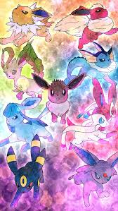 404 best pokemon eevee images on pinterest eevee evolutions