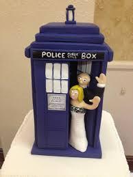 tardis cake topper tardis wedding topper up by komojin on deviantart