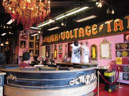 high voltage los angeles couldn t go all the way to la and