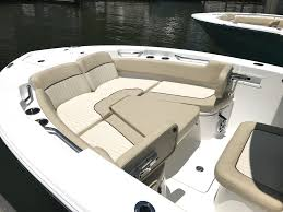 bow cushions in a center console boat you make template and mail