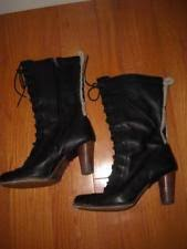 s high heel boots size 11 ugg leather high heel boots java brown s size 11 ebay