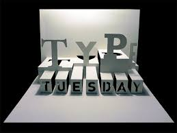 bryant yee design type tuesday pop up card