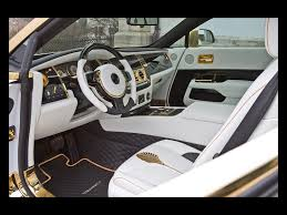roll royce wraith interior 2016 mansory rolls royce wraith palm edition 999 interior 2