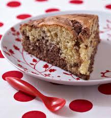 recette de cuisine gateau gâteau au yaourt marbré au nutella les meilleures recettes de