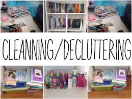 How To Declutter Your Home by Cleaning Decluttering Your Room For Back To Youtube