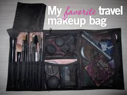 traveling makeup artist makeup by s favorite travel makeup bag makeup