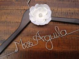 wedding dress hanger best 25 hanger ideas on name hangers bridal
