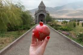 pomegranate symbol of armenia peopleofar