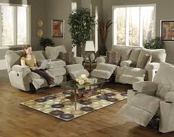 2 pc reclining sofa set in sable chenille by catnapper manual