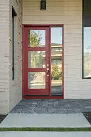 3 Panel Exterior Door 3 Glass Panel Exterior Door Exterior Doors And Screen Doors
