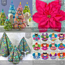 fabric craft pdf patterns la todera