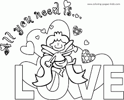valentines coloring pages printable pictures 11696