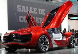 renault dezir concept file paris mondial de l u0027automobile 2010 renault dezir 002