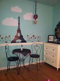 Paris Bedroom For Girls Parisian Themed Bedroom For Photos And