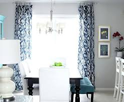 Navy Patterned Curtains And Navy Curtains Pattern With Navy And And Navy
