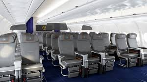 siege premium economy air lufthansa takes the wrappers its premium economy cabin skift
