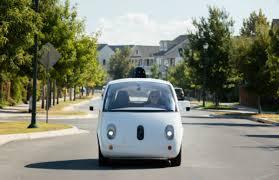 google confirms first ever driverless self driving car ride complex
