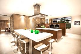 modern open concept kitchen open floor plans a trend for modern living concept house design