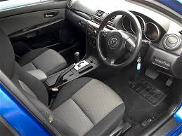 2006 mazda 3 maxx sport sedan auto blue