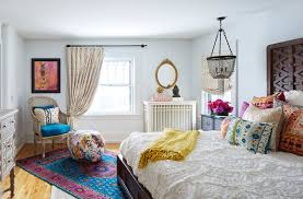 Boho Chic Bedrooms Bedroom 65 Refined Boho Chic Designs Digsdigs Pertaining To