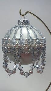 2326 best beaded christmas ornaments images on pinterest beaded