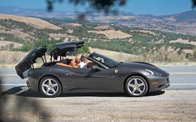 Ferrari California Custom - ferrari california through california motor trend
