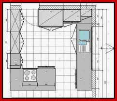 Kitchen House Plans L Shaped Kitchen Floor Plans 15 Spectacular Plan U2013 House And