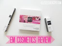 Em Makeup sees in atlanta product test drive em