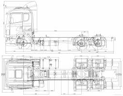 semi truck drawing front marycath info