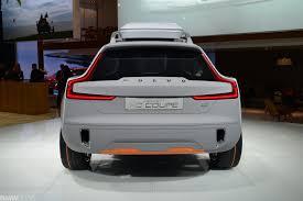 volvo coupe volvo xc coupe concept 2014 naias