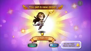 angelina is available for f2p players this weekend get 20k angel