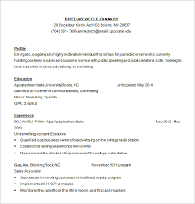 Resume Online Free Download by Customer Service Resume Template U2013 8 Free Samples Examples